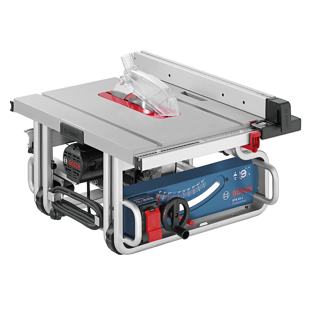 Bordscirkelsåg Bosch GTS 10 J Professional