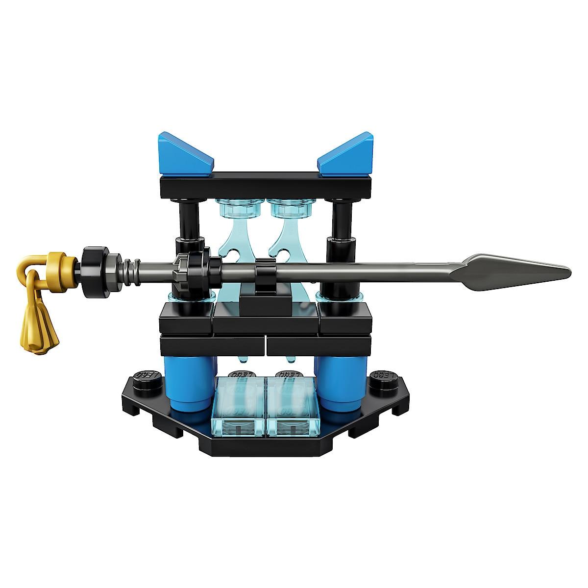LEGO Ninjago 70634, Nya - spinjitzumästare