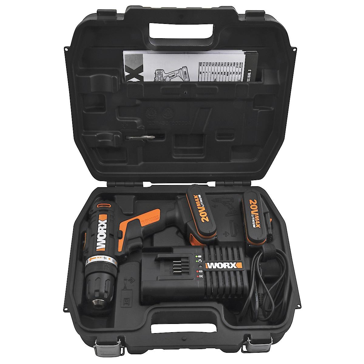 Worx WX166.3 drill