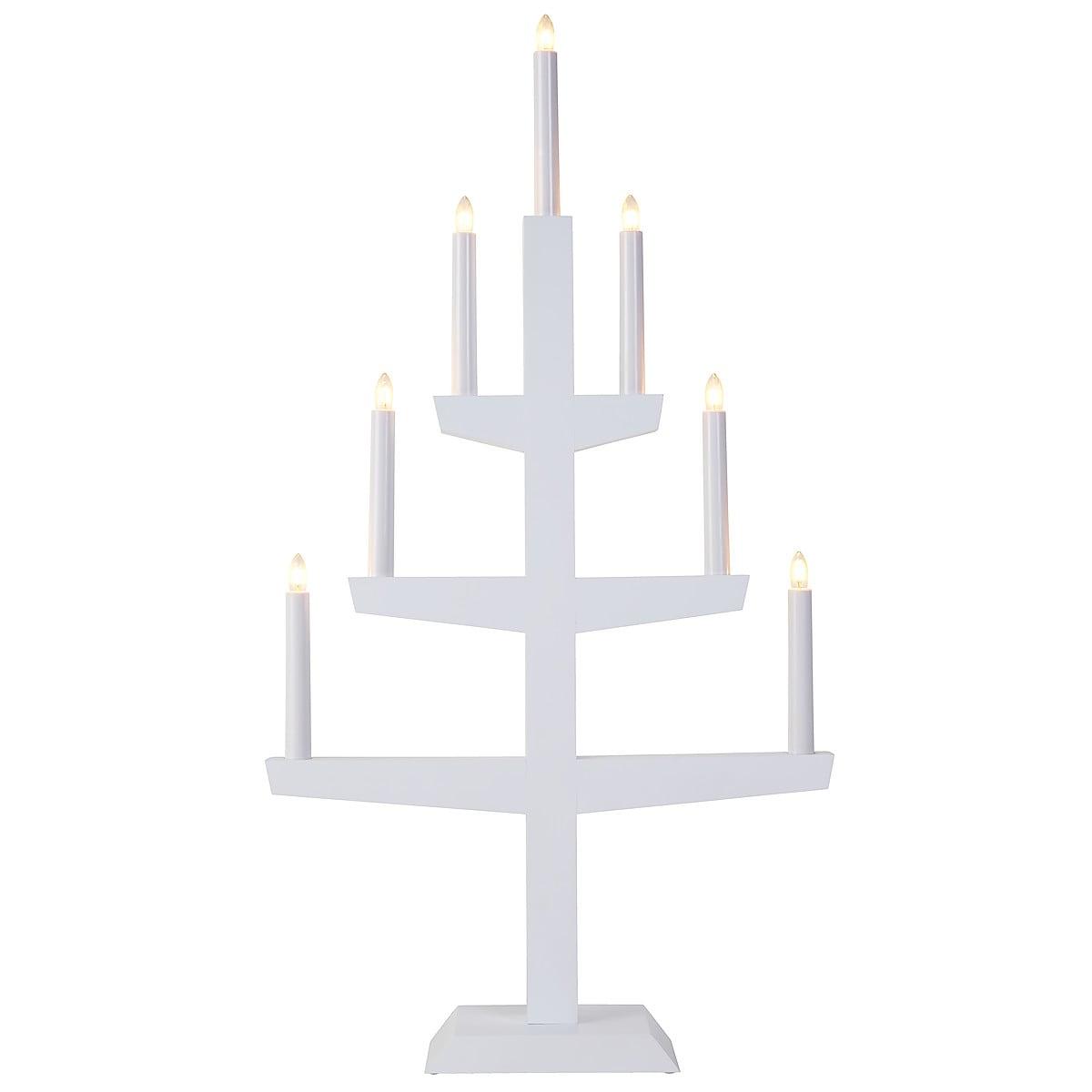 Adventsljusstake Hjortnäs