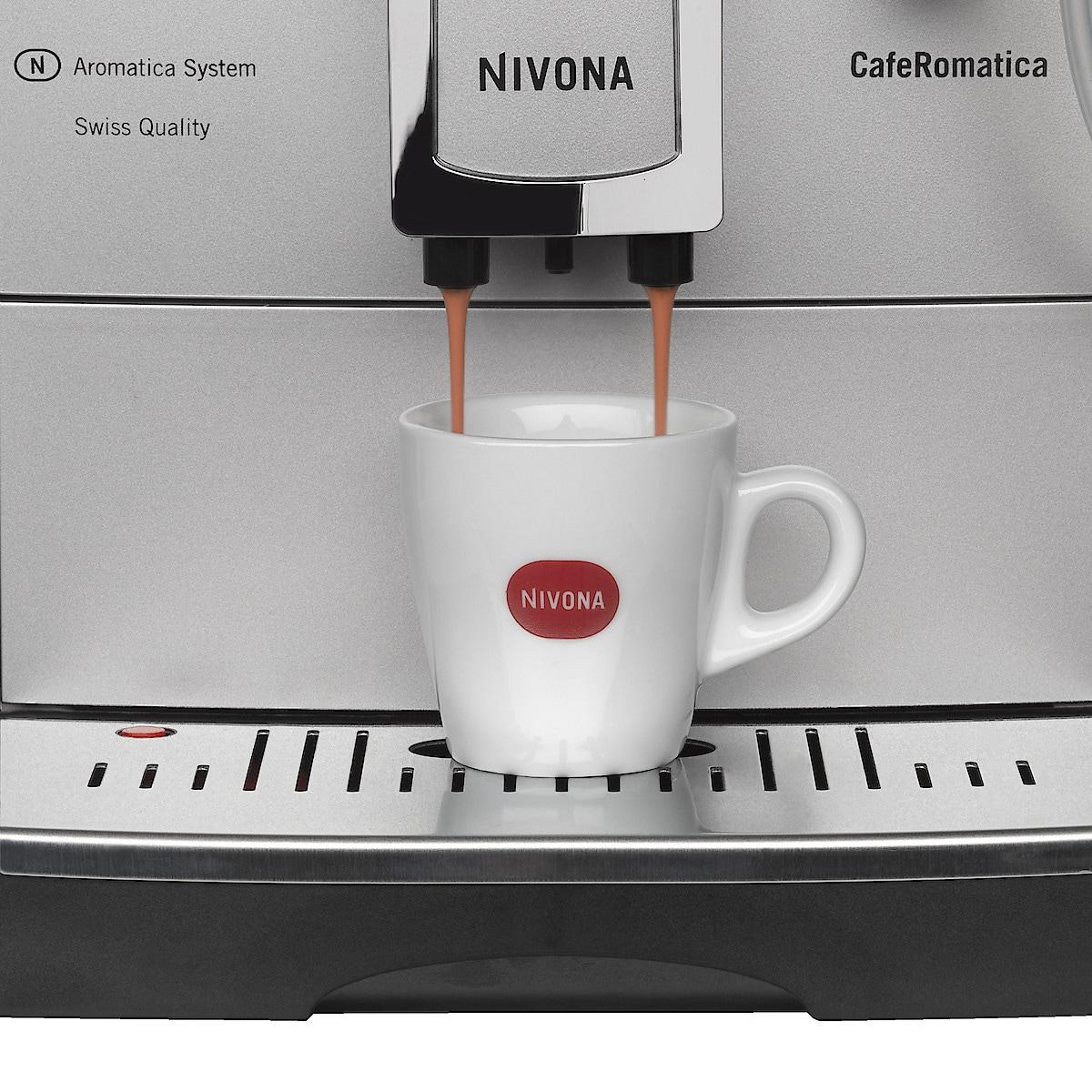 Kaffeevollautomat Nivona CafeRomatica 530