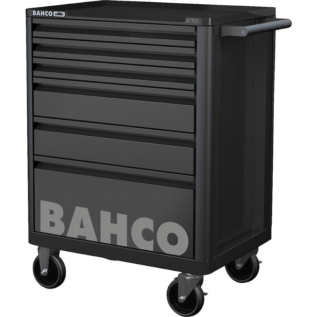 Verktygsskåp Bahco 215 delar