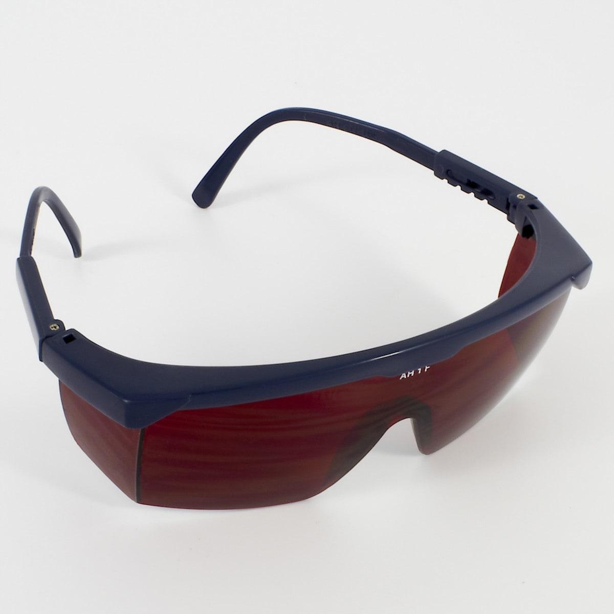 Briller til laserforbedring Røde