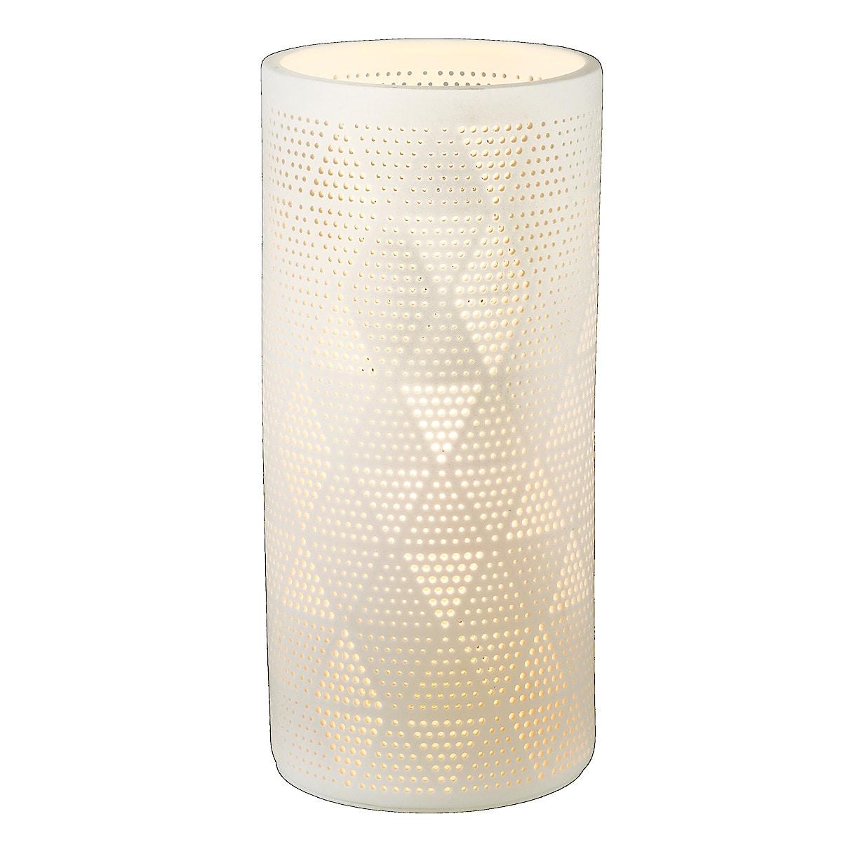 Bordslampa i porslin Tube Northlight