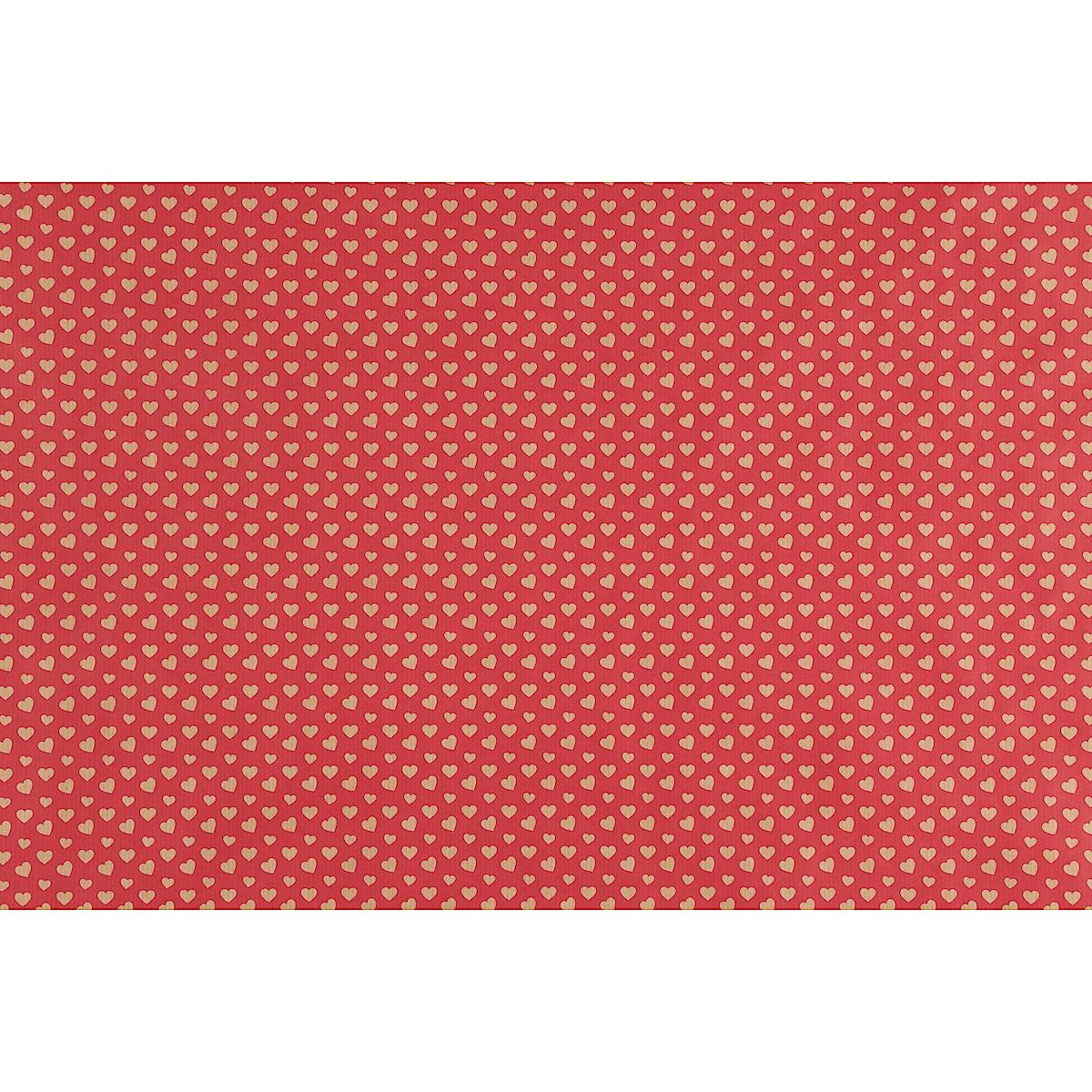 Julepapir kraft, 4 m x 70 cm