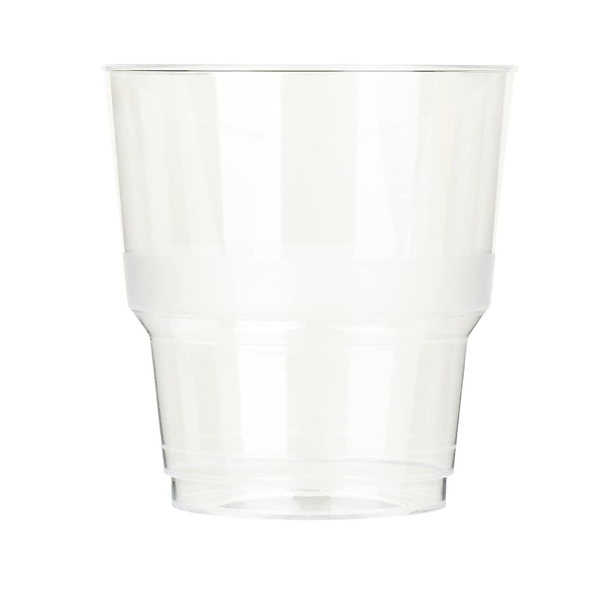 Plastglas 25 cl