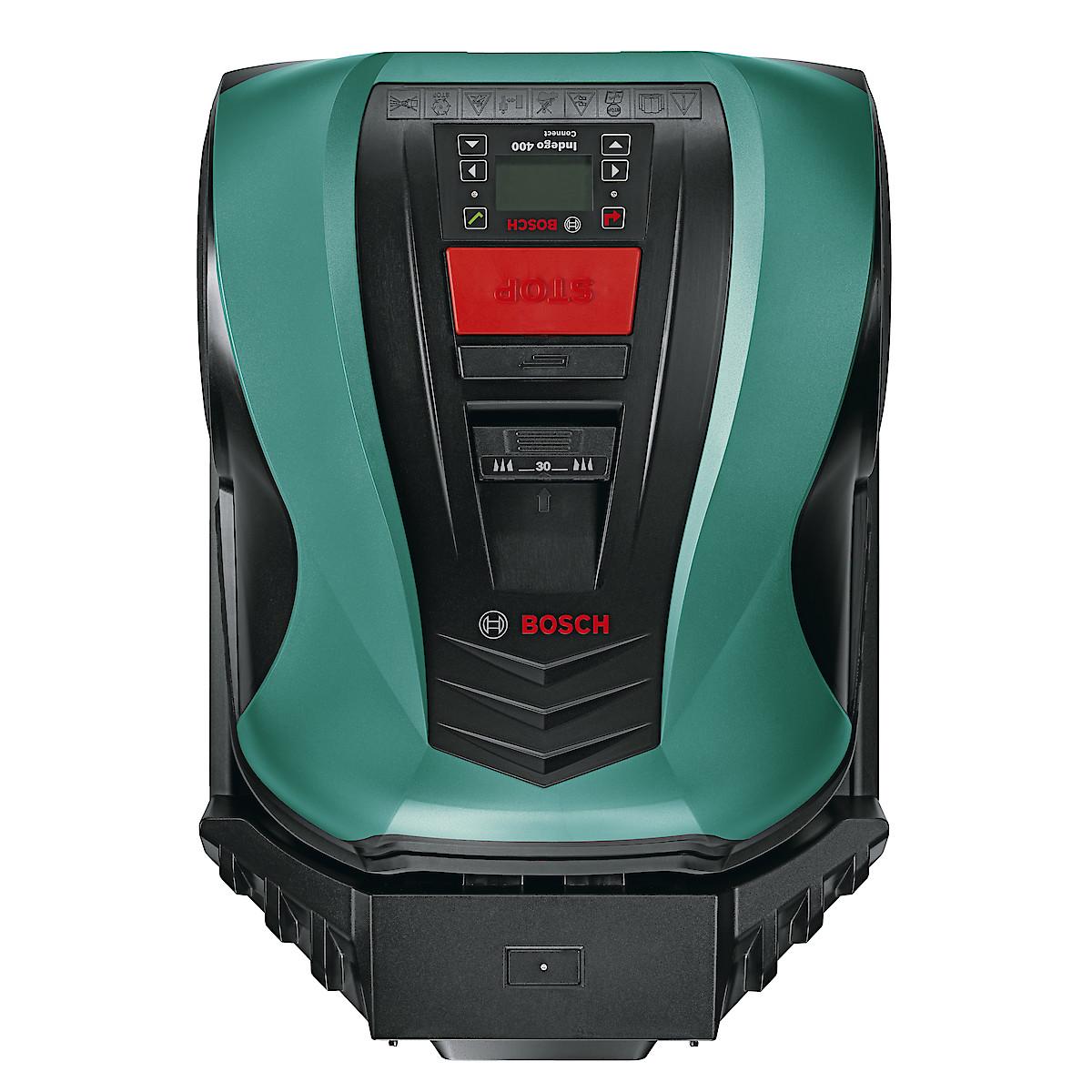 Robottiruohonleikkuri Bosch Indego 400 Connect