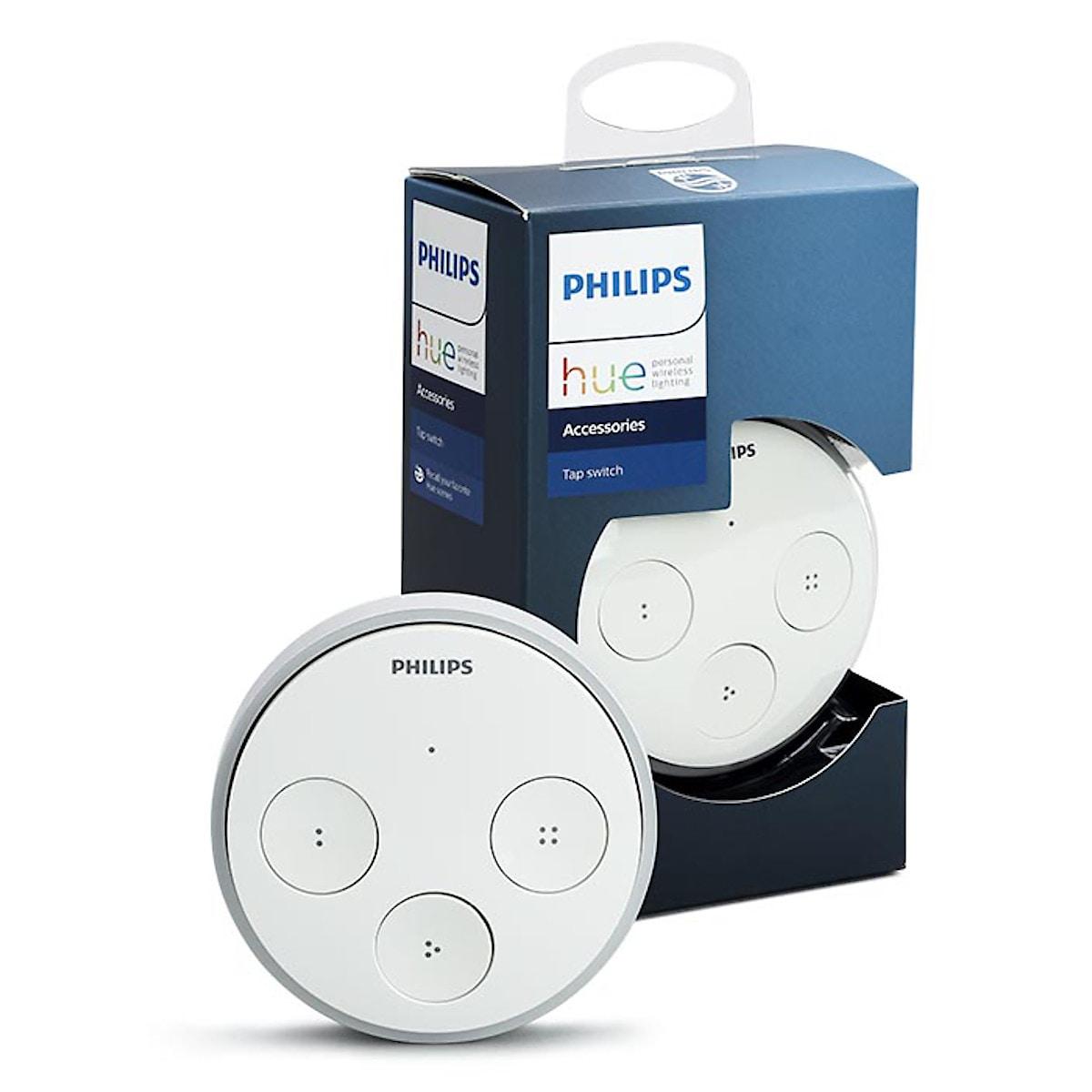 Philips Hue Tap bryter, dimmer