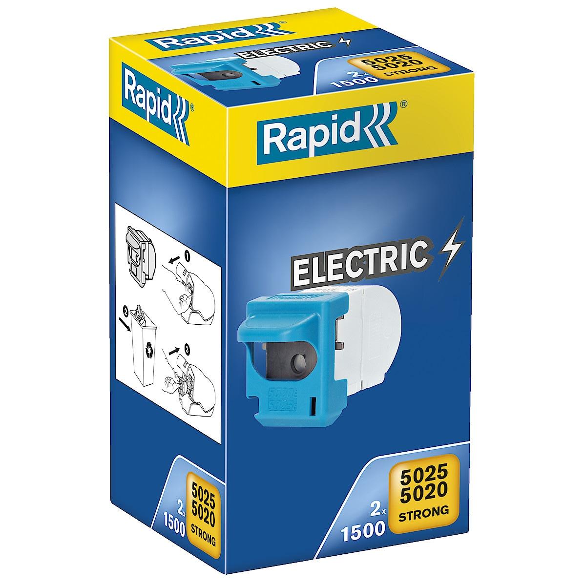 Niittikasetti Rapid 5020e/5025e