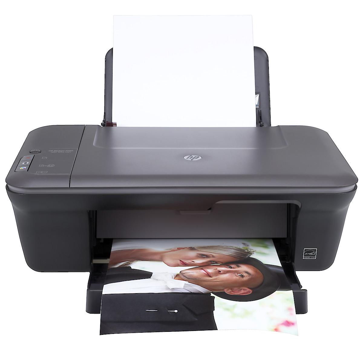Allt-i-ett bläckstråleskrivare HP DeskJet 1050A