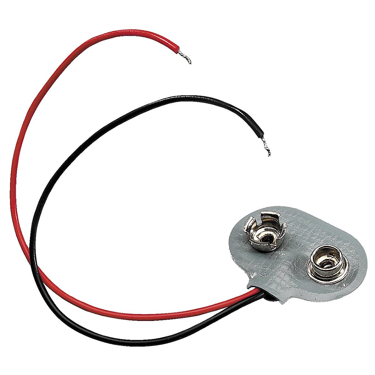 Batterieanschluss/Clip