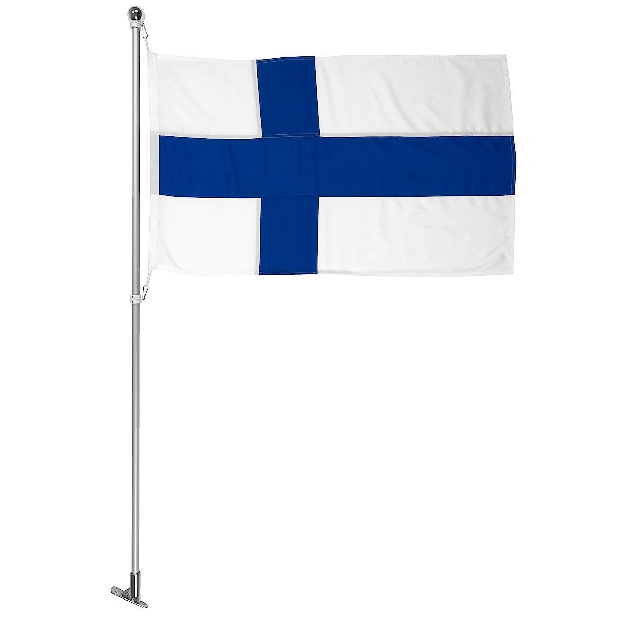 Julkisivulippu Suomi