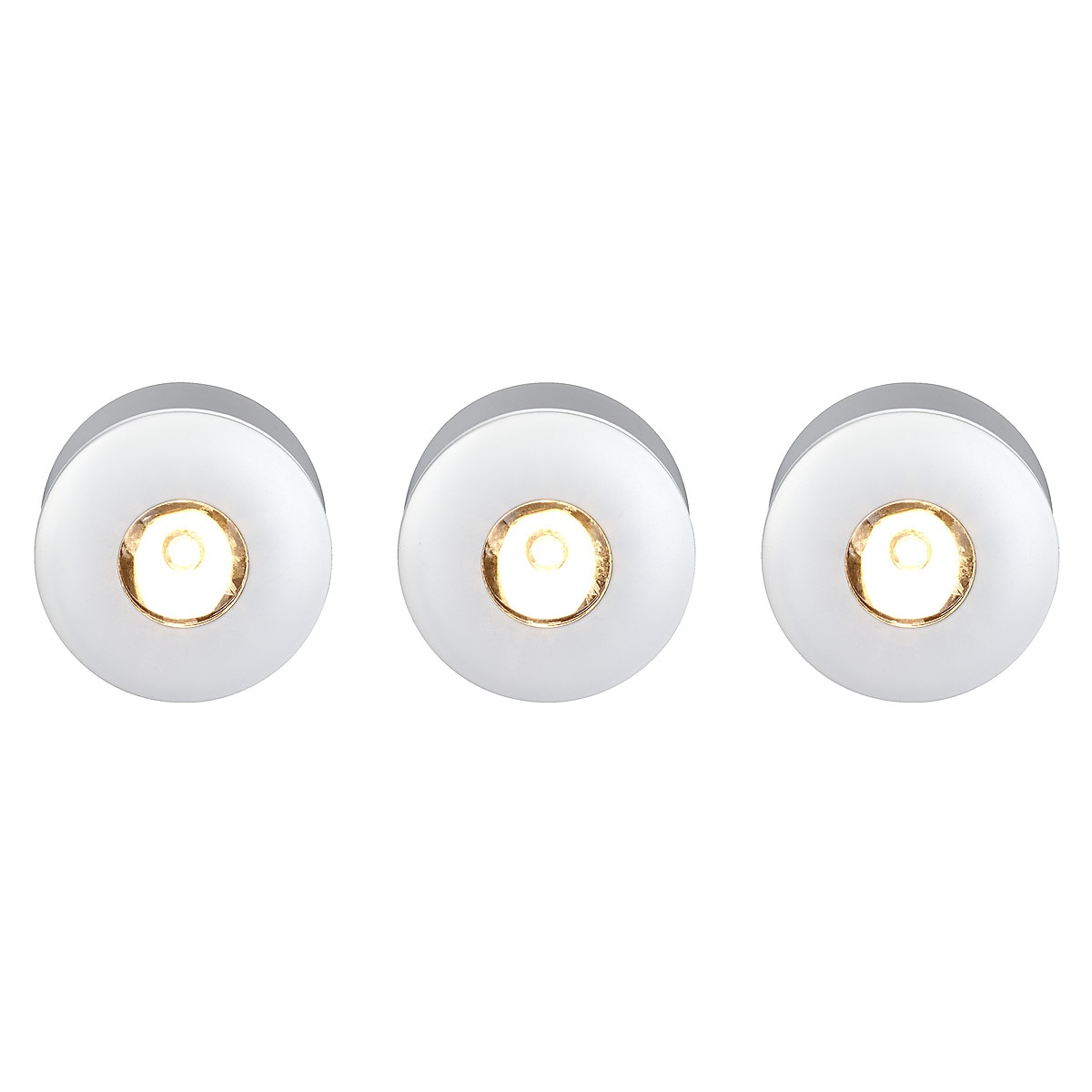 Downlight mini LED 3-pack Northlight