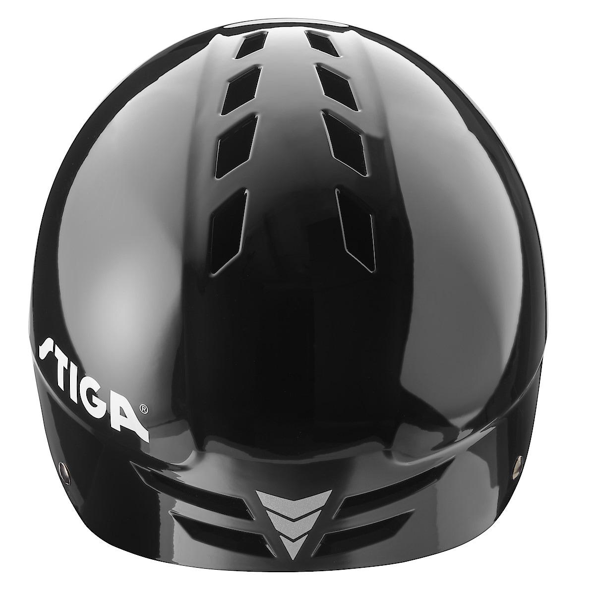 Black Stiga Play Helmet