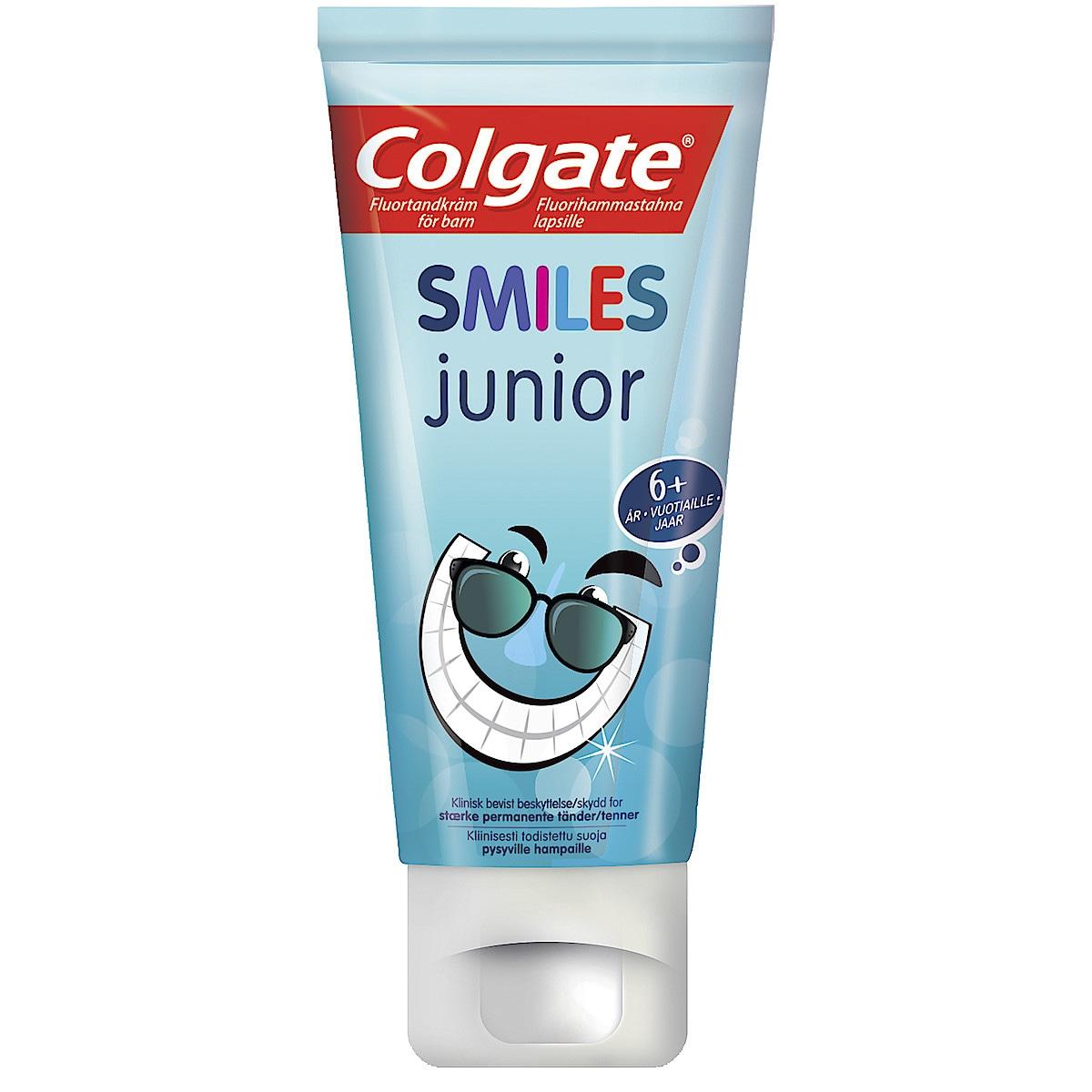 Tandkräm Colgate Smiles Junior 6+ år 50 ml