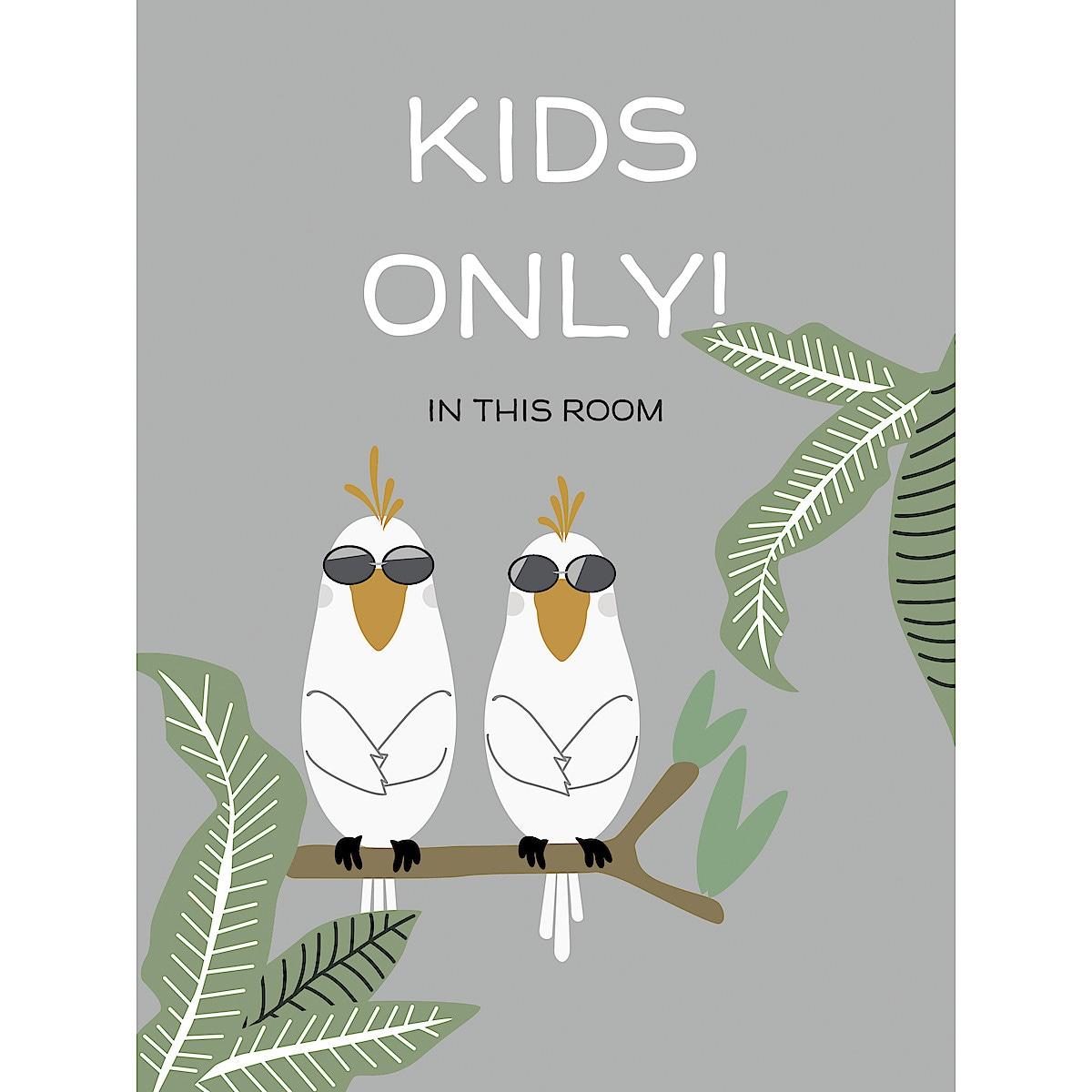 Poster Kids 30x40 cm, 2-pack