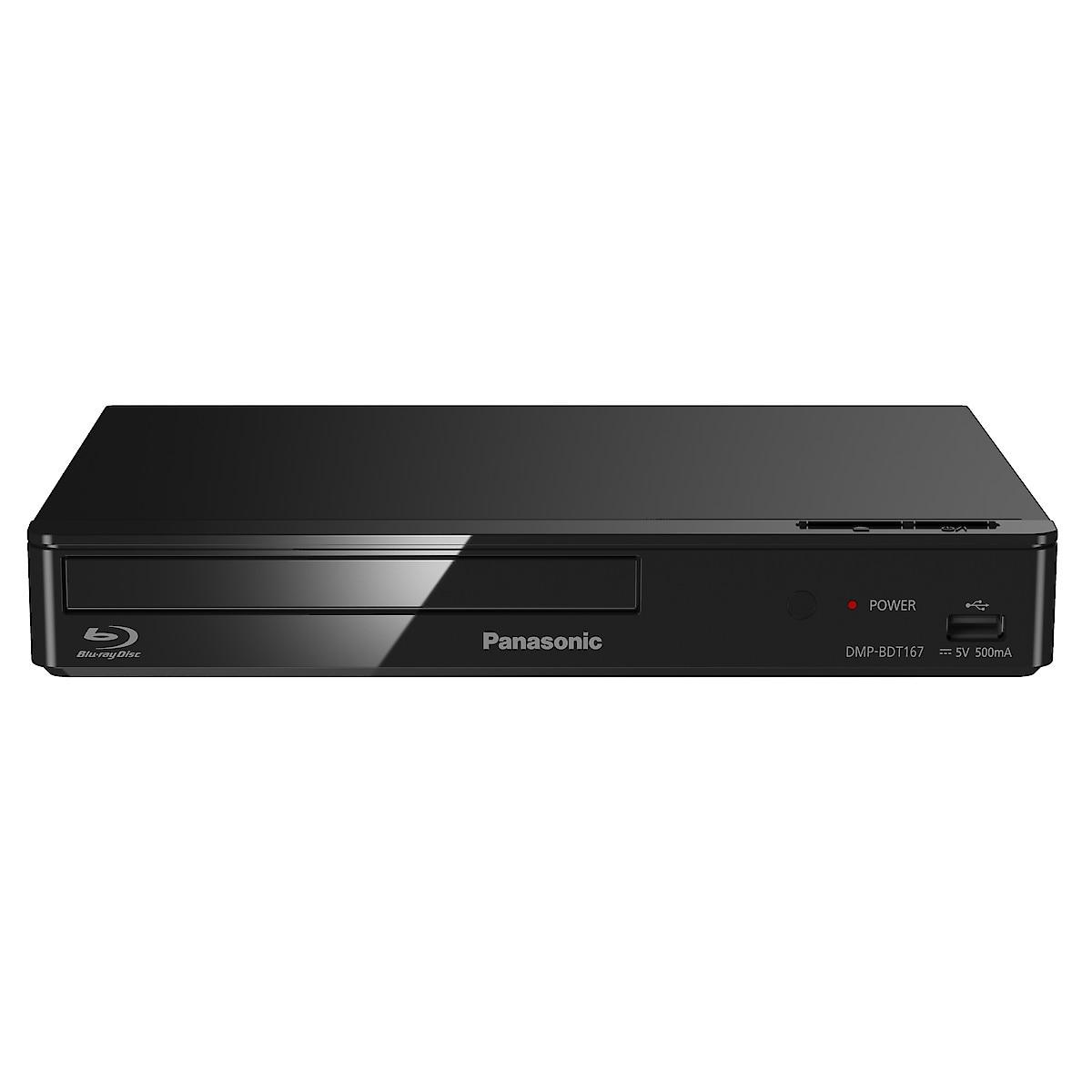 Blu-ray 3D-spelare Panasonic DMP-BDT167EG
