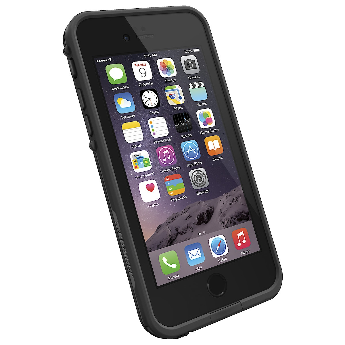 Kuori iPhone 6:lle/6S:lle, Lifeproof Fre