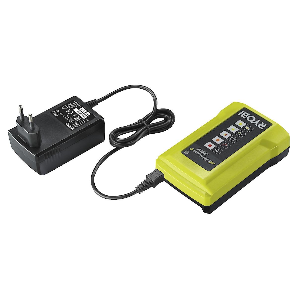 Ryobi batteriladdare RY36C17A