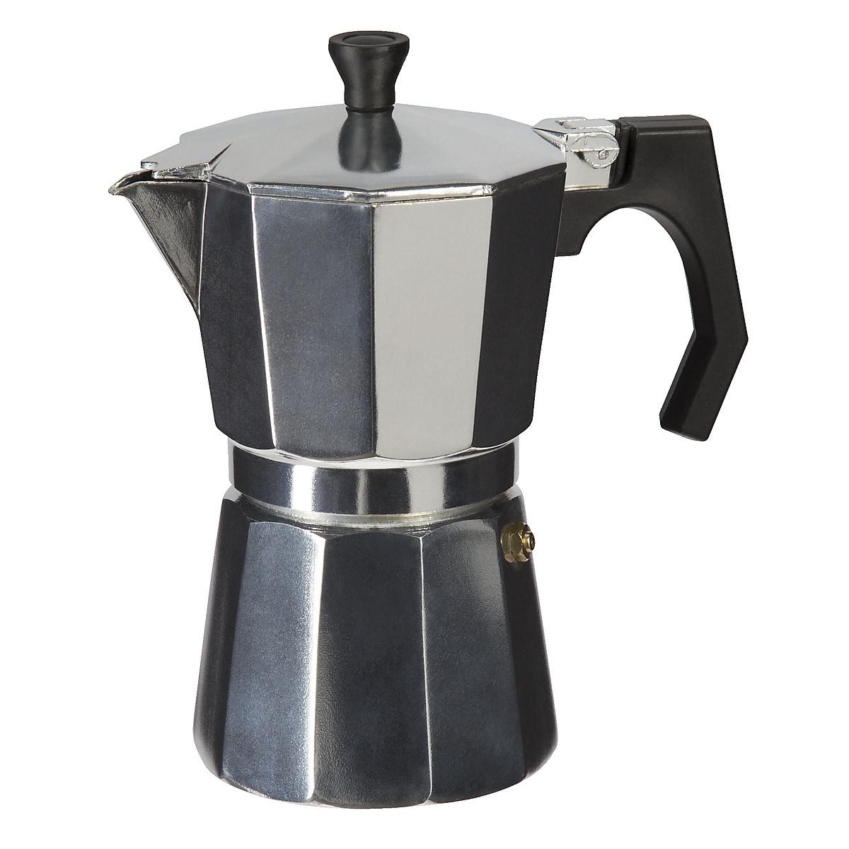 Espressokokare 6 koppar