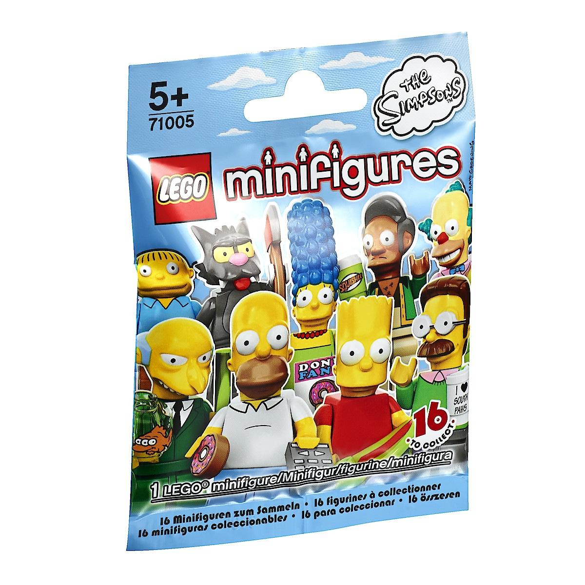 Lego minifigur