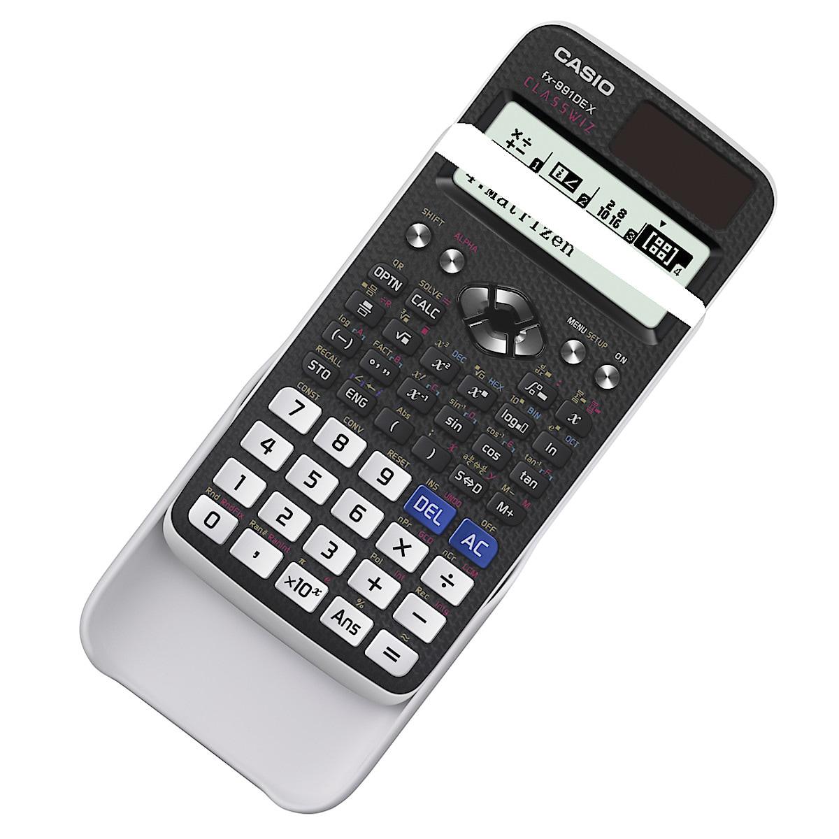Taschenrechner Casio FX-991DE X ClassWiz