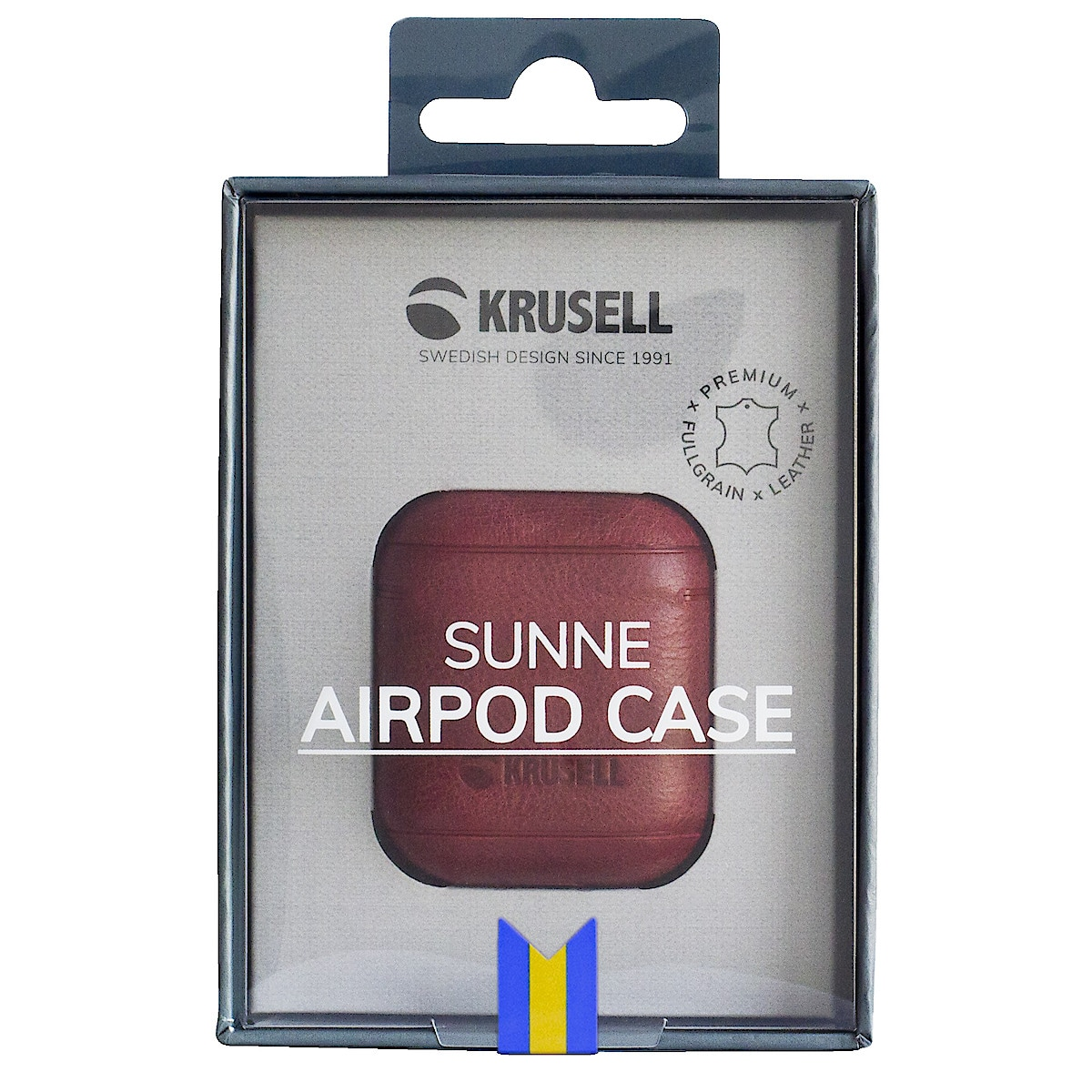 Fodral för AirPods, Krusell Sunne