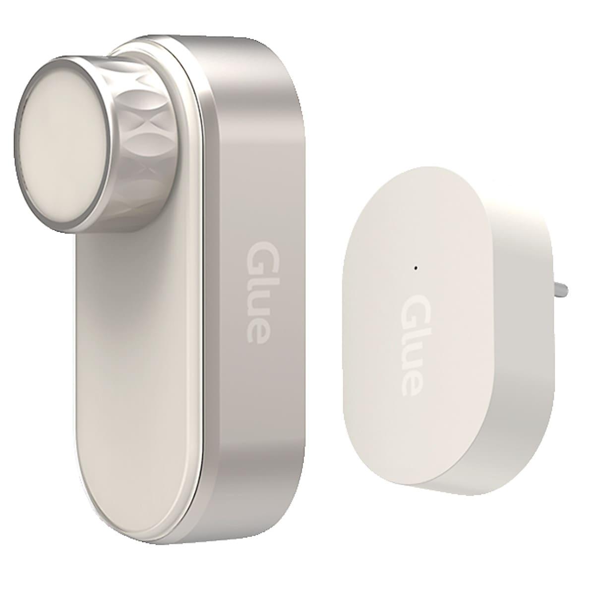 Elektroniskt ytterdörrlås Glue Smart Lock