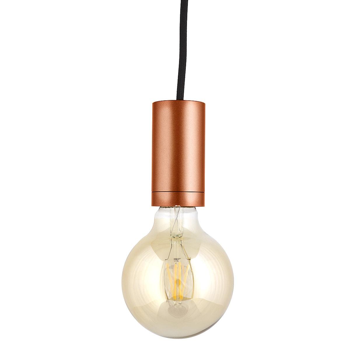 Lampenfassung mit Textilkabel Northlight