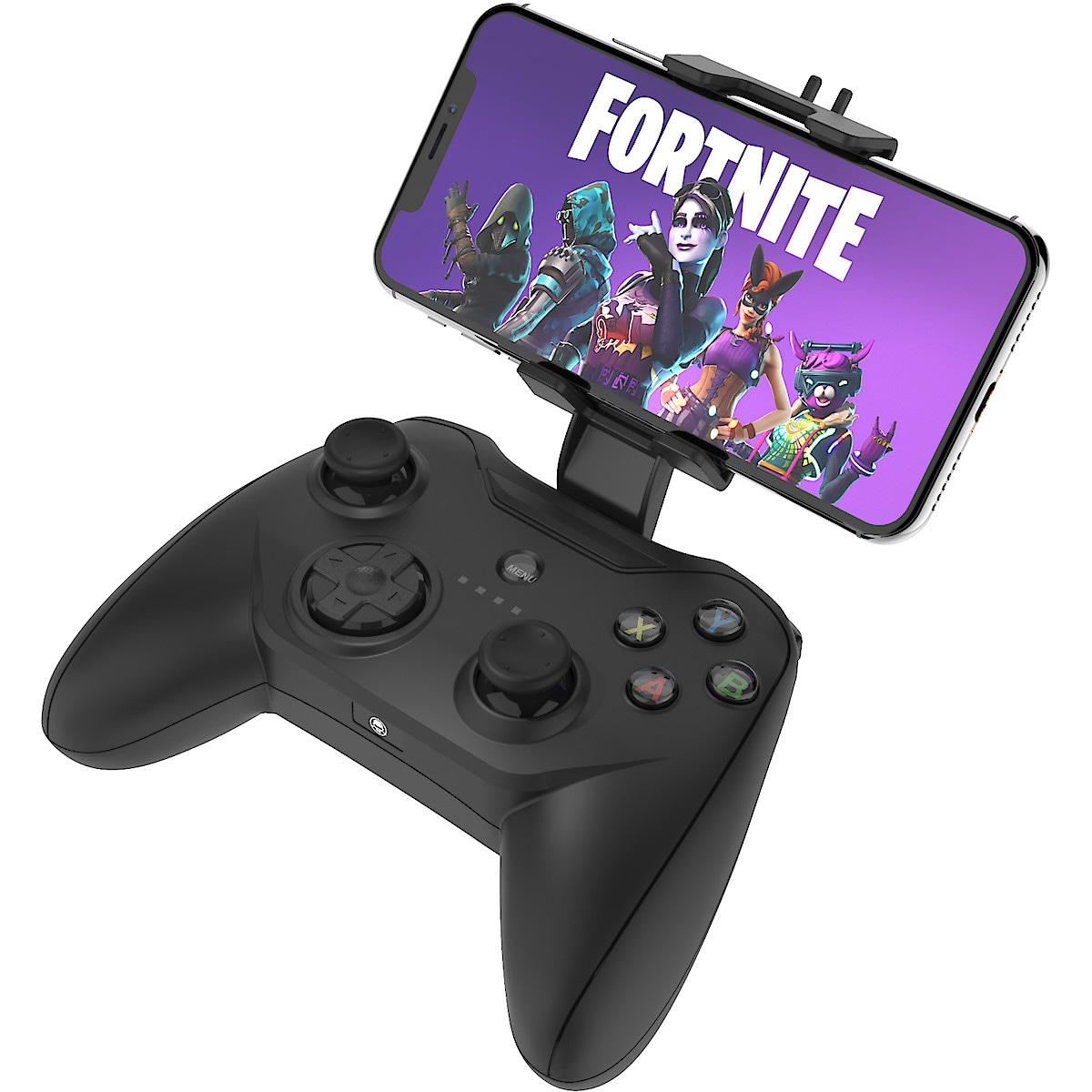 Rotor Riot (iOS) v2 spelkonsol för drönare och mobil