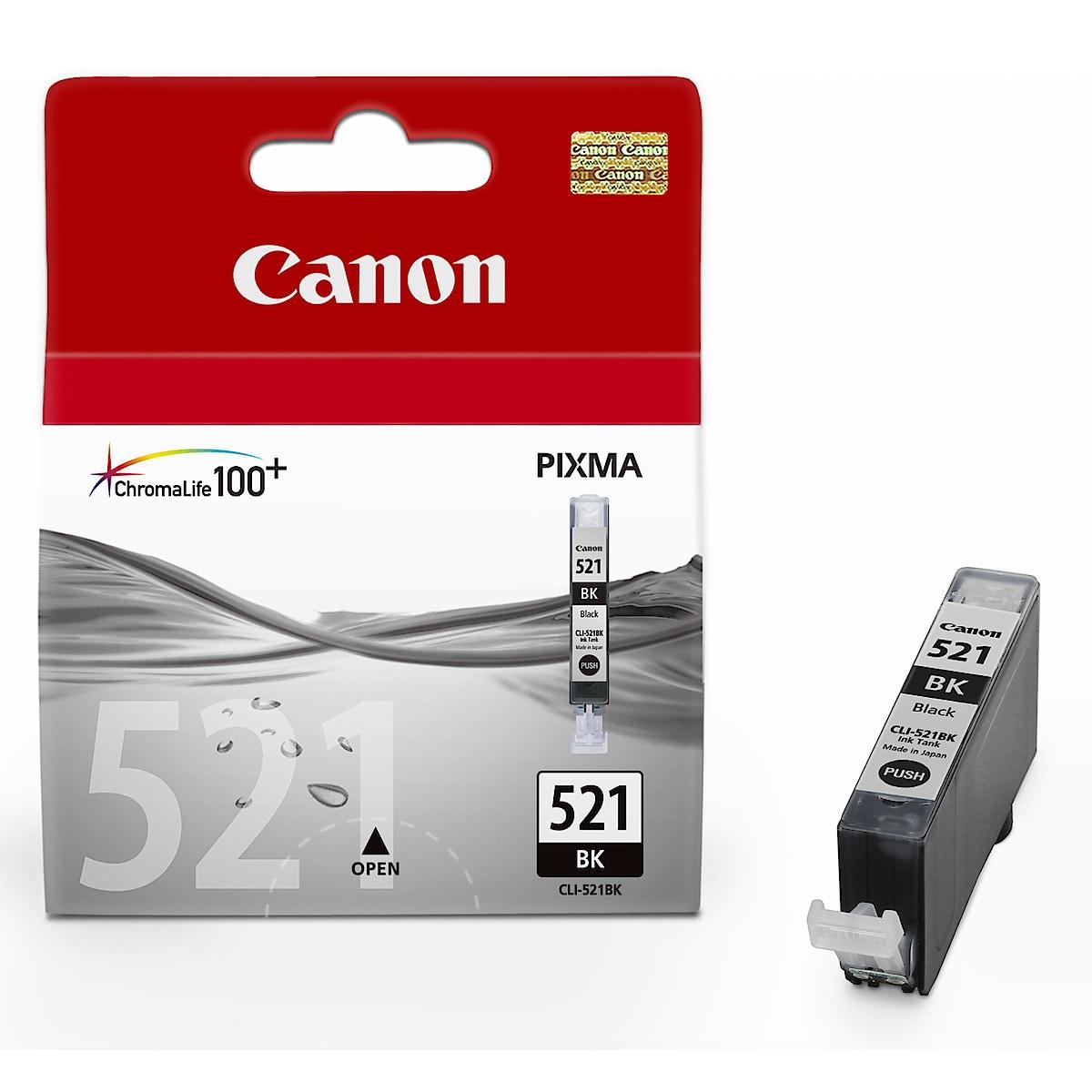 Bläckpatron Canon PGI-520BK / CLI-521