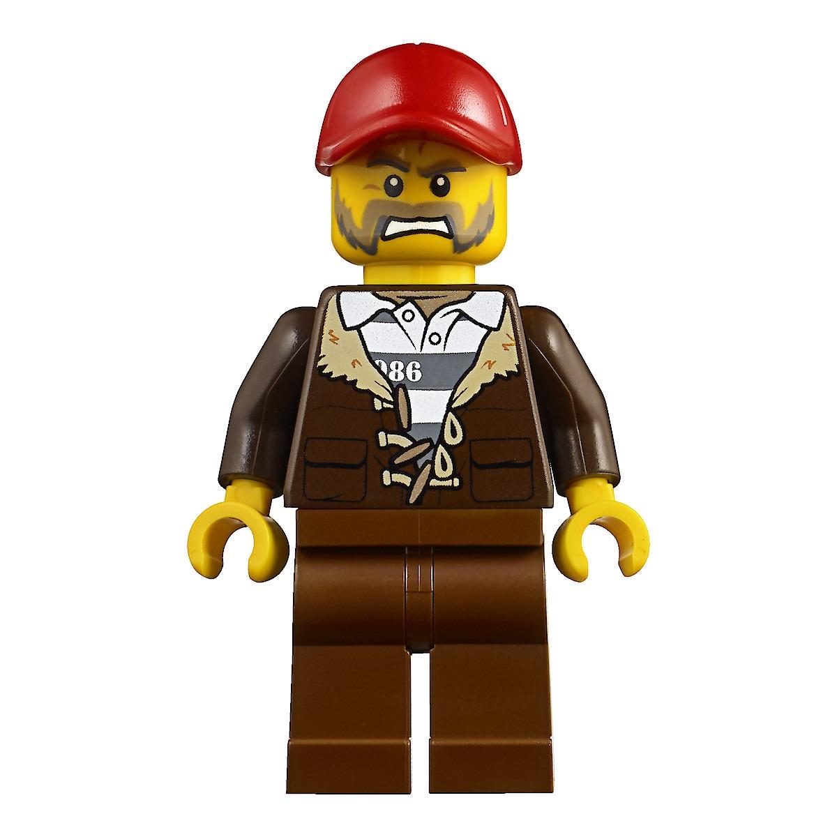LEGO City Police 60172 Soratietakaa-ajo
