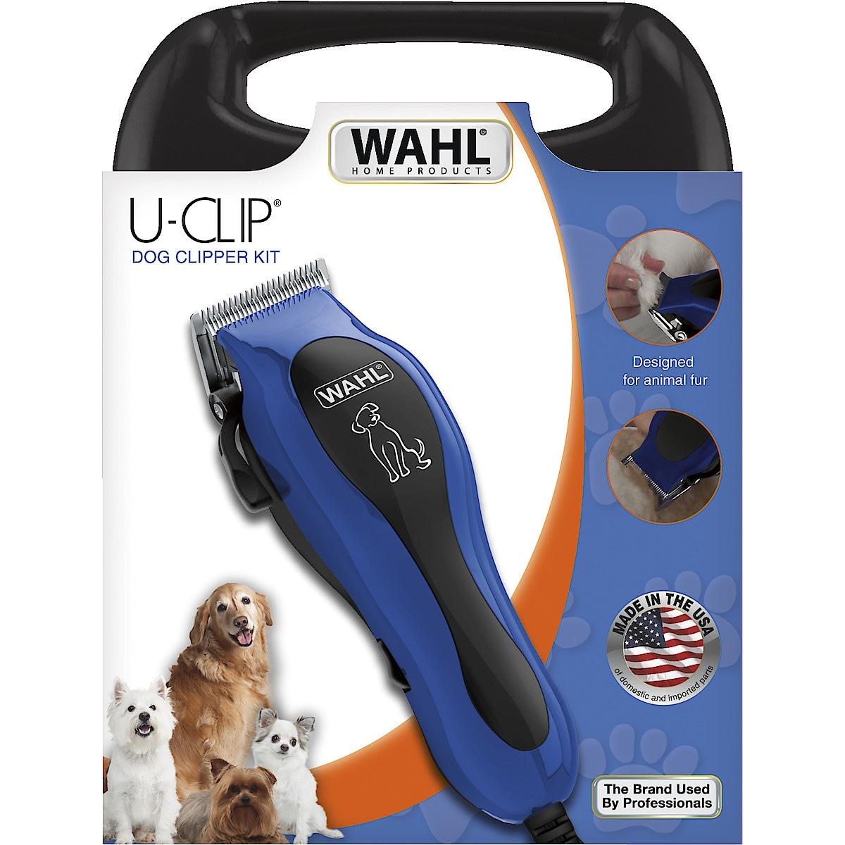 Wahl U-Clip klippemaskin