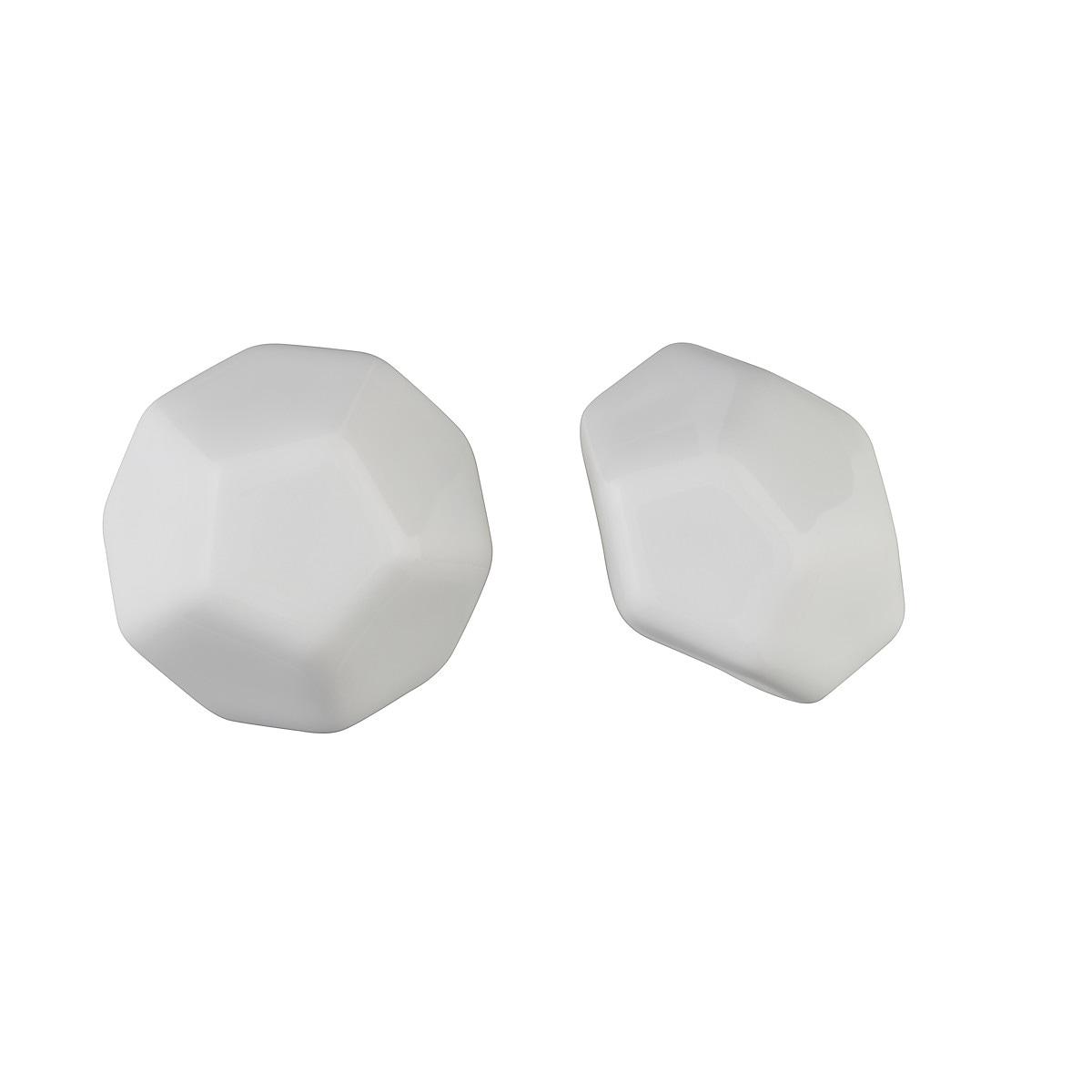 Porzellanknauf, Diamant