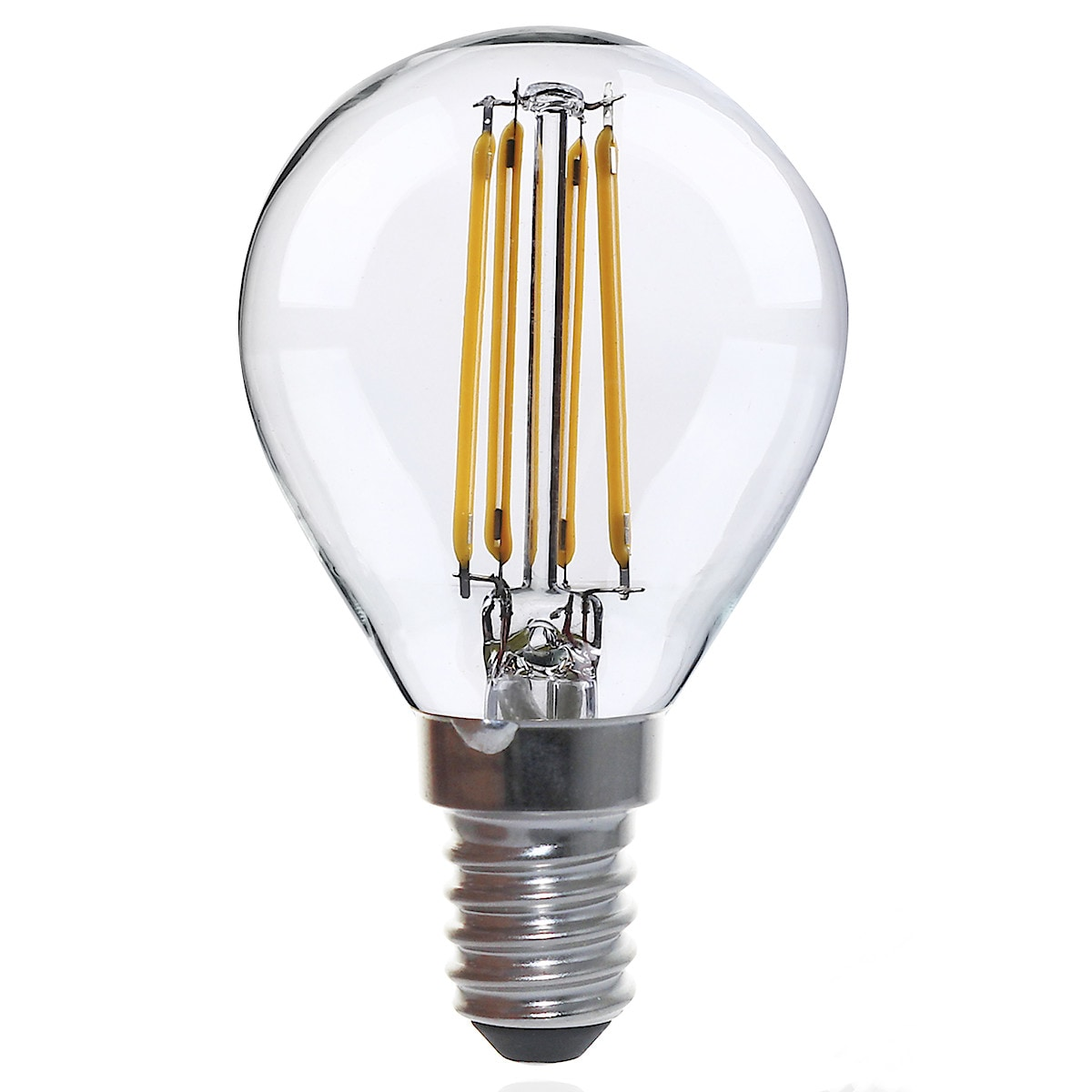Dimbar klotlampa LED E14 Clas Ohlson