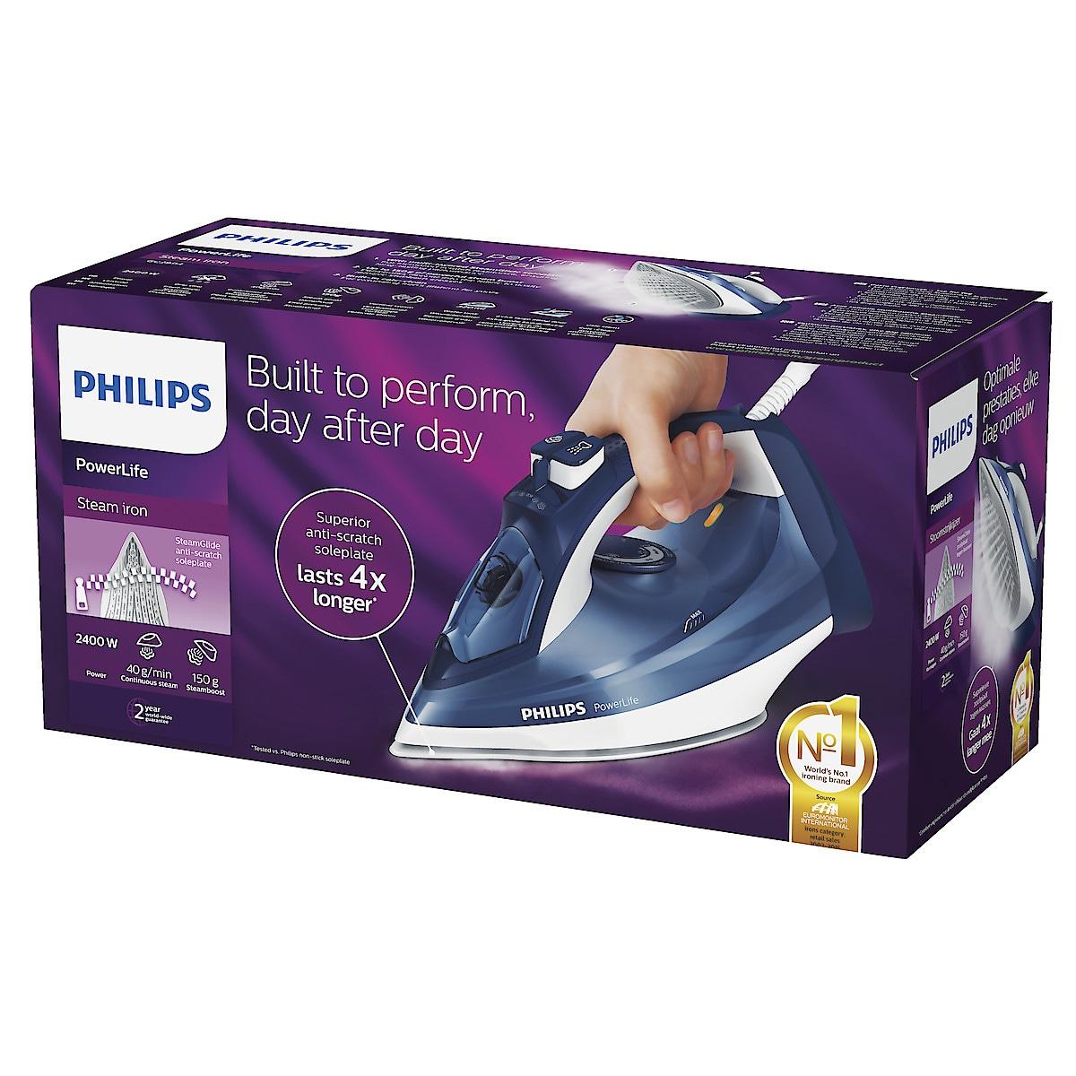 Philips PowerLife GC2994/20 strykejern