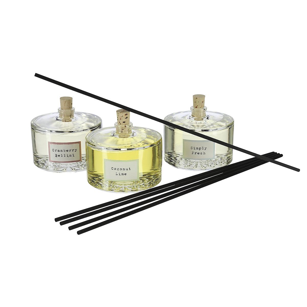 Duftpinner og duftolje