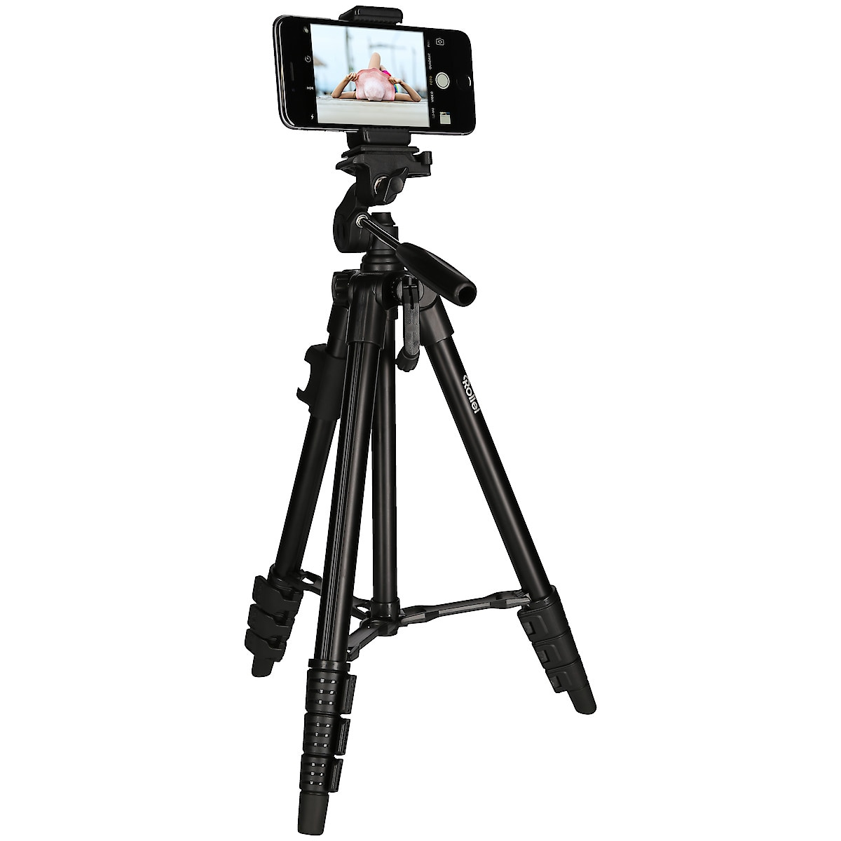 Kamerastativ Rollei Smartphone Tripod Traveler