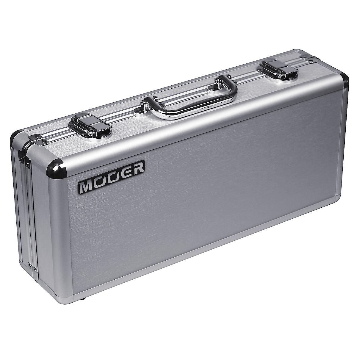 Mooer Firefly M6 pedalbord