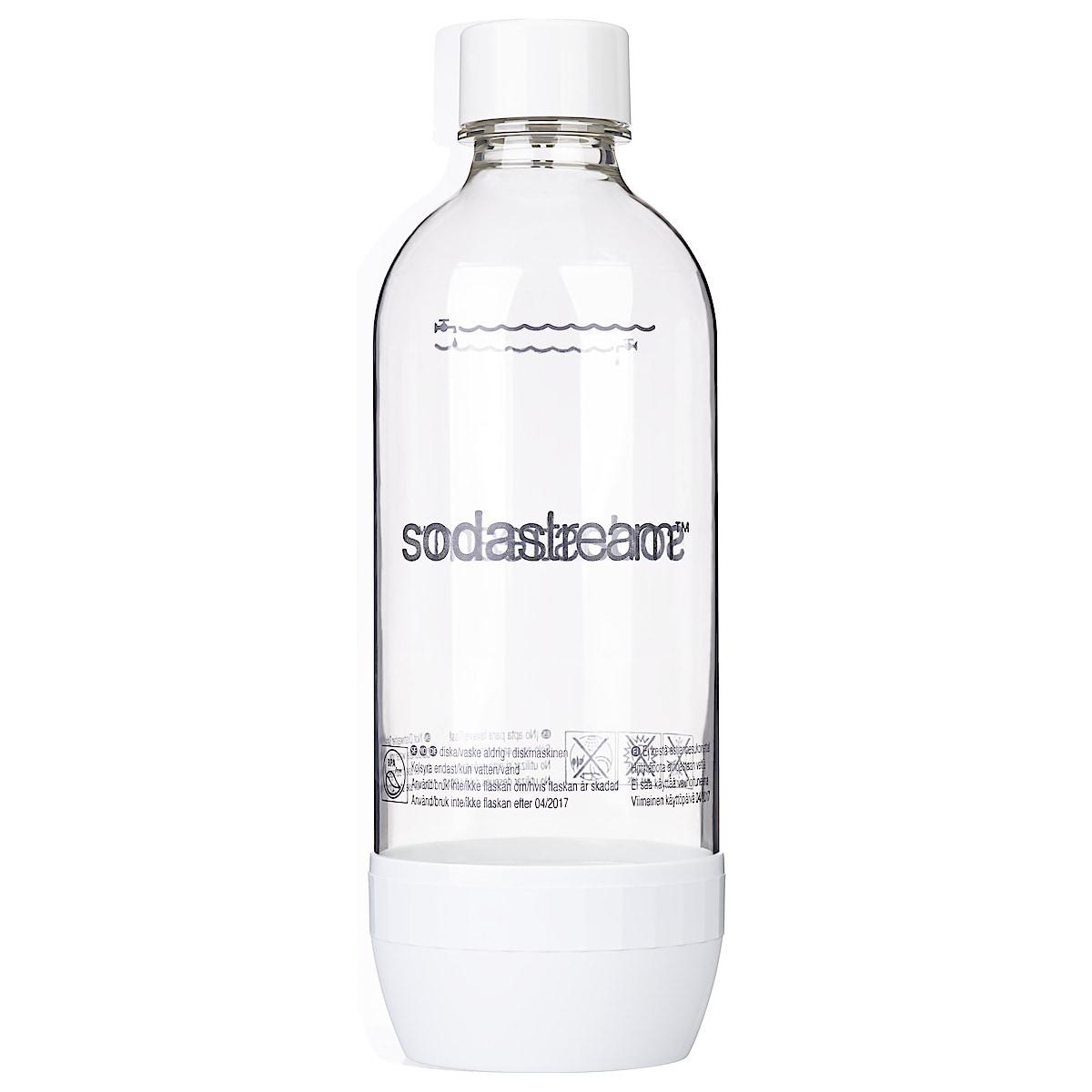 Pullo Sodastream 1,0 l