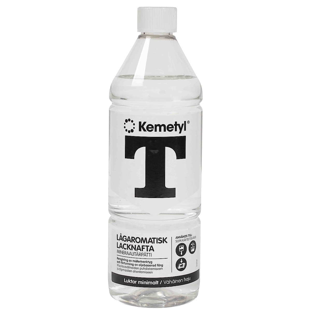 Kemetyl lakknafta (white spirit)