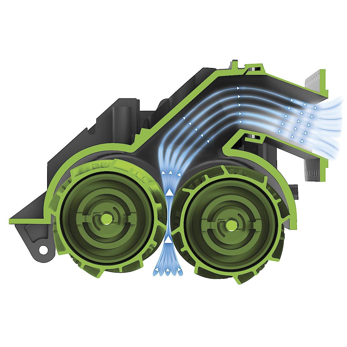 Robotdammsugare iRobot Roomba 880