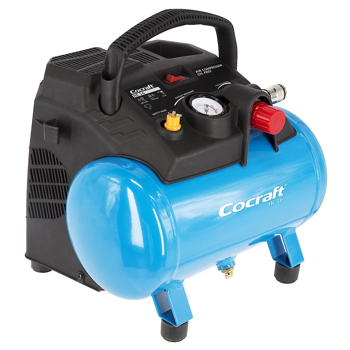 Cocraft HC 16 kompressor