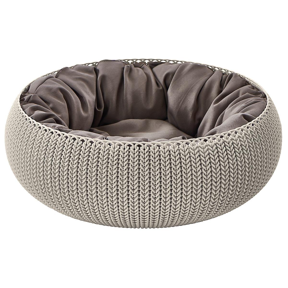 Djurbädd Curver Cozy Pet Bed