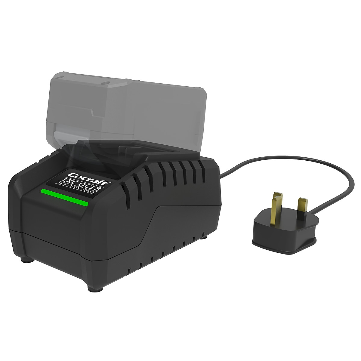 Cocraft LXC QC18 Battery Charger