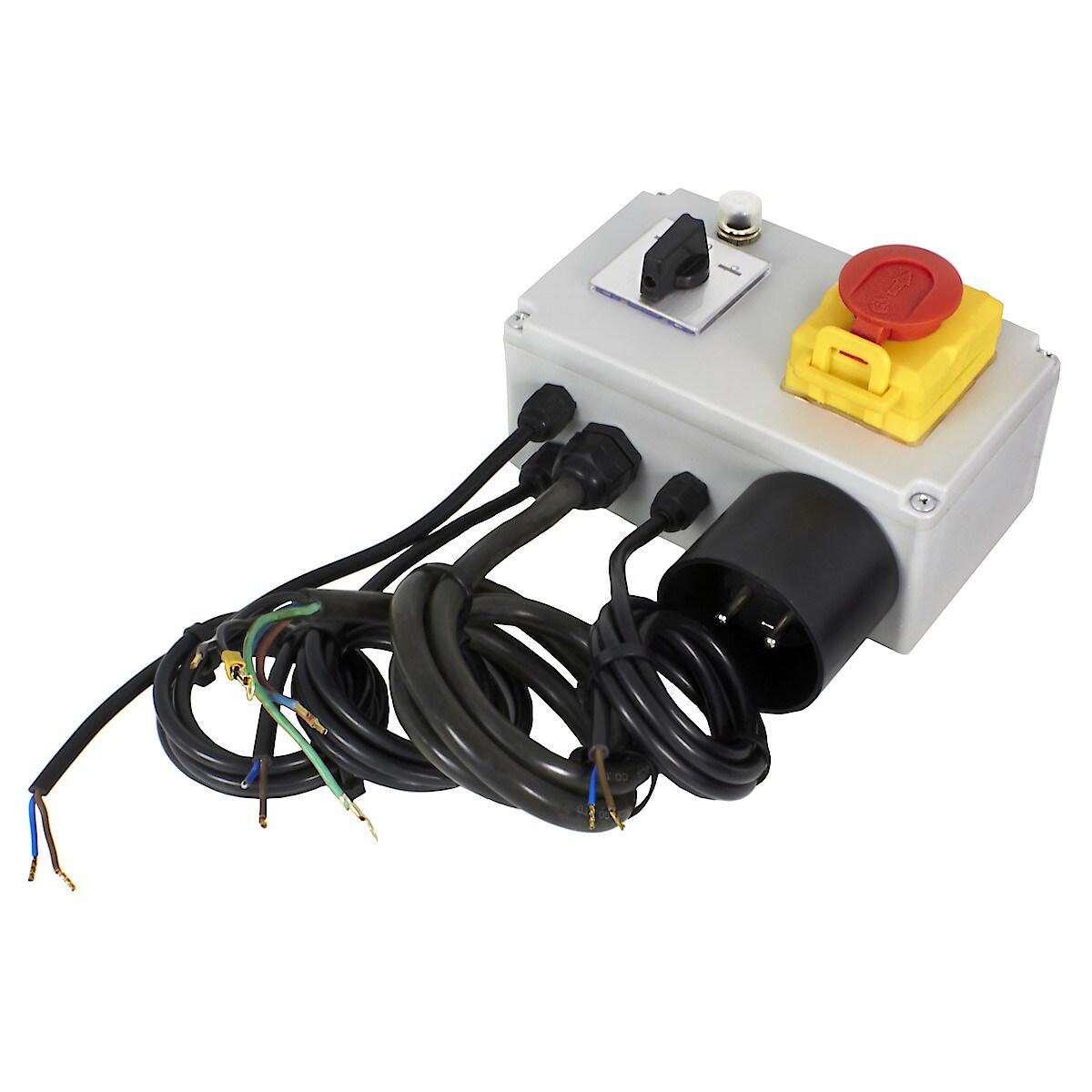 Påslag Elektronisk broms 230V