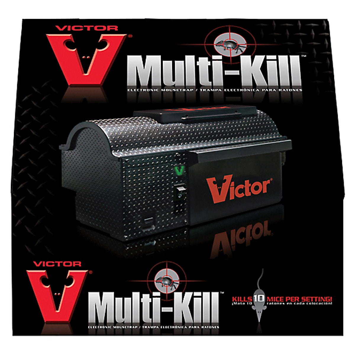 Elektrisk musfälla, Victor Multi-Kill