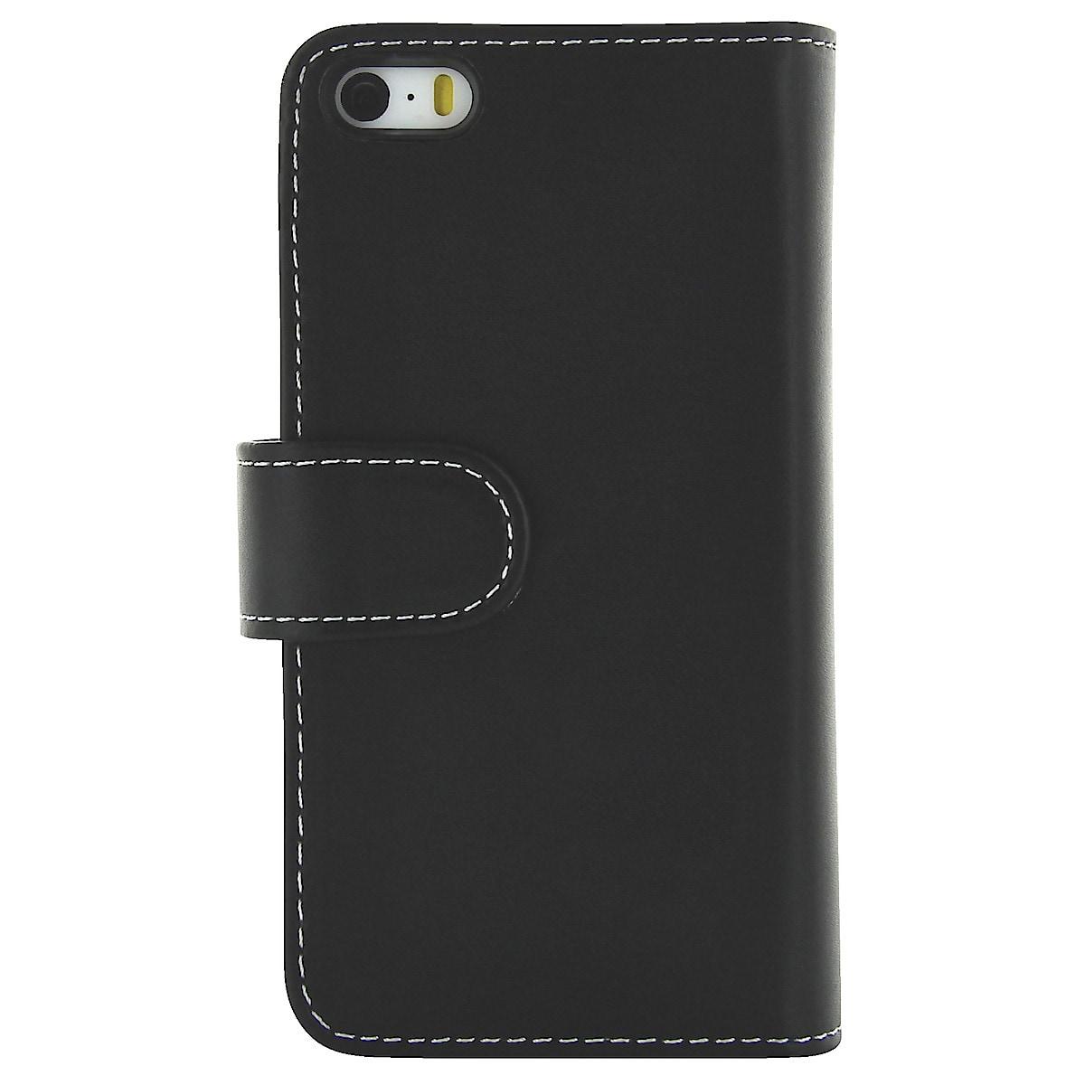 Plånboksfodral för iPhone 5/5S/SE, Holdit