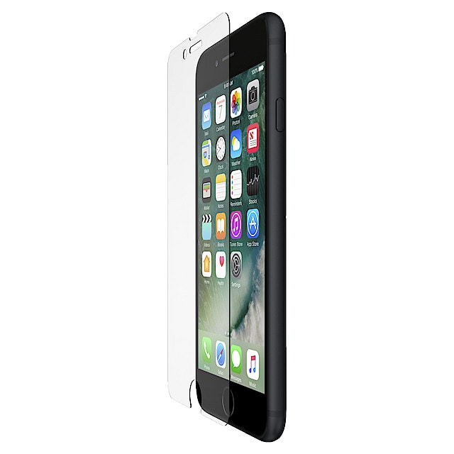 Belkin Glass skjermbeskytter for iPhone 55SSE | Clas Ohlson