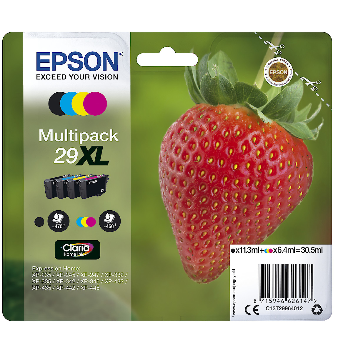 Epson 29 Ink Cartridge